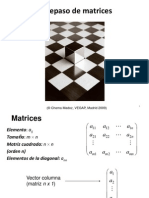 5 Repaso de Matrices