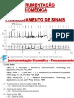 07-Instrumentação Biomedica - Processamento_de Sinais_Teoria