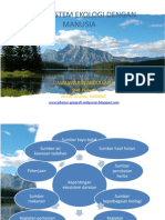 Bab 4 Kaitan Sistem Ekologi Dengan Manusia