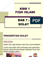 Kbm 1 Fiqh Bab 7 Sunat Abad