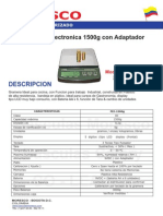 Ficha Tecnica Fwe Fej-1500g