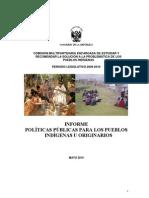 Informe Politicas Publicas
