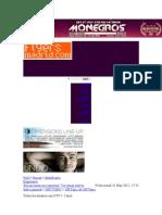 Dif. Entre MDMA y MDA