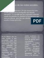Uso Educativo de Las Redes Sociales PDF