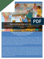 Constructing Migrants' Rights