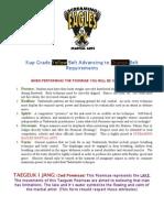 Taekwondo+Form+2+ +Taegeuk+i+Jang[1]