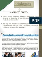 presentacion metodologias