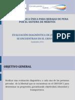 PRESENTACIÓN EVALUACION DIAGNÓSTICA CRSVGN°2
