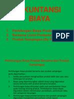Materi Akuntansi Biaya 2