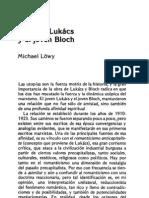 El joven Lukács y el joven Bloch. Michael lowy