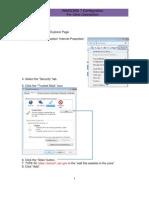Windows 7 Pamphlet