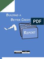 Building Better Credit