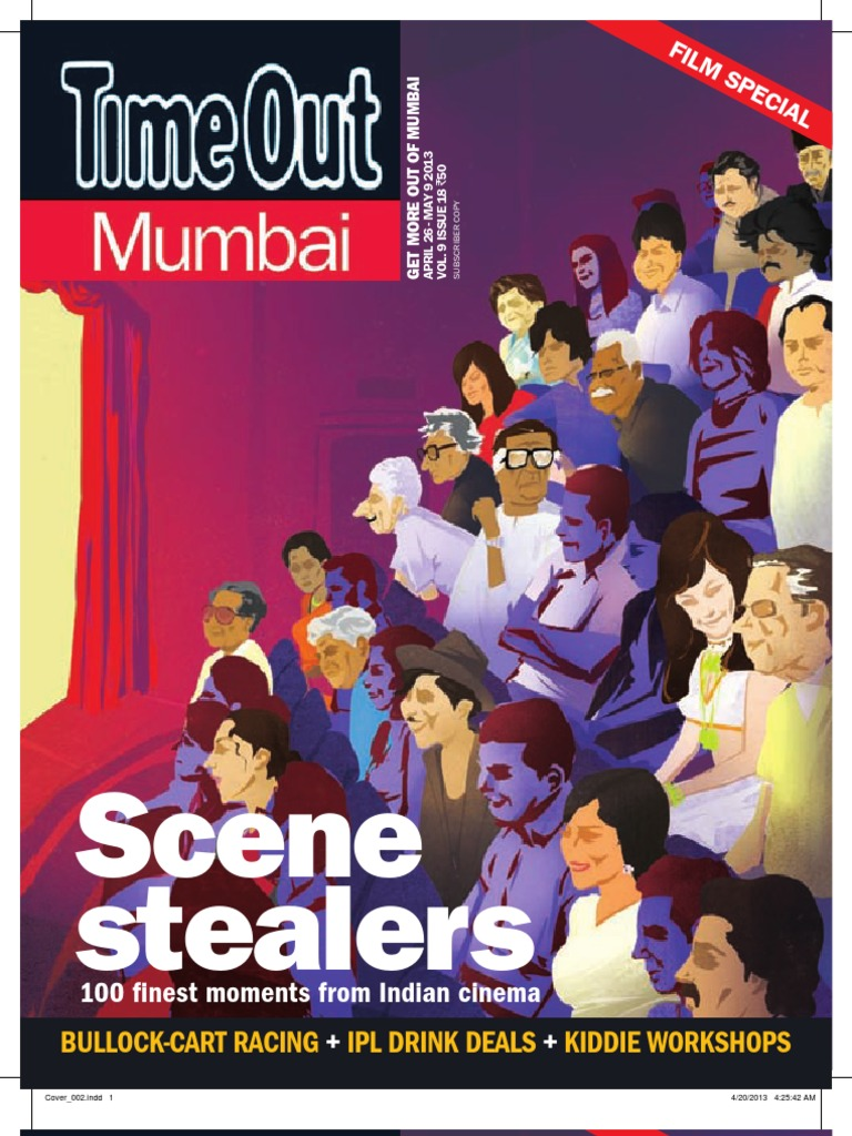 Timeout Mumbai Vol 9 Issue 18   People For The Ethical