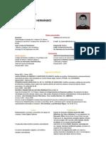 Curriculum Vitae Uni