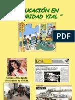 Educación en Seguridad Vial - 2012..ppt EFECTO MULTIPLICADOR