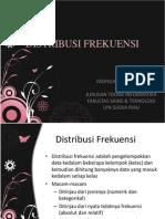 P3 - Distribusi Frekuensi
