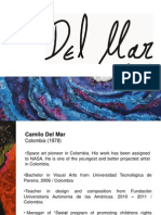Camilo Del Mar. Space Art.ppsx
