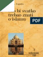 Što bi svatko trebao znati o islamu - John L. Esposito