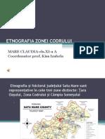 Zona Etnografica a Codrului