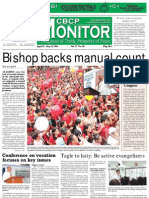 CBCP Monitor Vol. 17 No. 9
