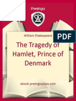 William Shakespeare-Tragedy of Hamlet, Prince of Denmark, The.epub