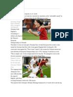 German Women Claim European Soccer Crown