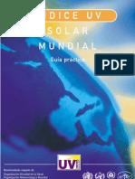 ÍNDICE UV SOLAR MUNDIAL