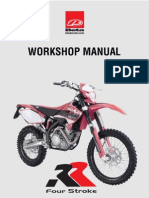 Workshop Manual Beta 2009 Rr