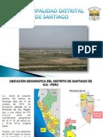 Santiago - Gestion Municipal