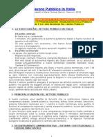 Il Lavoro Pubblico in Italia Appunti Carabelli Carinci (1)