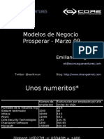 EK - Prospear - Marzo 09 - Modelos de Negocio - abierta