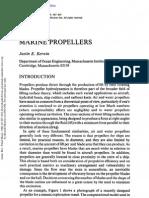 Marine Propellers