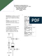 Informe de Lab Oratorio No 4