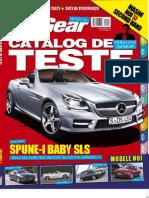 Catalogul de Teste TopGear Volumul 2