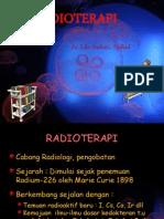Radioterapi - 2008