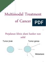 Terapi Multimodalitas Pada Kanker - 2008