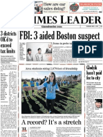 Times Leader 05-02-2013