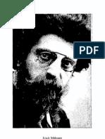 Anarchismus und Psychoanalyse zu Beginn des 20. Jahrhunderts (Der-Kreis-um-Erich-Mühsam)