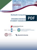 BioHealth Computing Student Handbook 2012-13