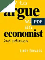 Argue Economist