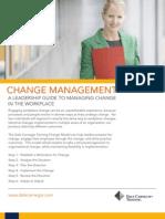 Dale Carnegie Change Management Guide