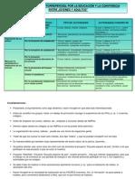 Plan de la Plataforma