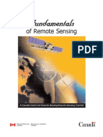 Fundamentels of Remote Sensing