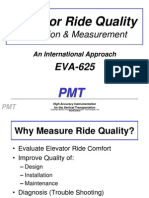 Ride Quality -Elevators