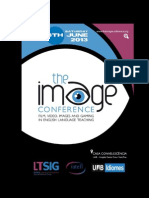 The Image Conference Programme