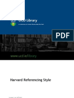 Harvard Reference