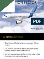 Aviation Sector Presentation