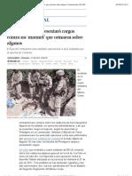 Marines Orinan Pentagono