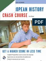 AP European History Crash Course (Larry Krieger)