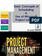 project scheduling, MS Project